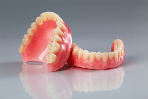 Dr Sabharwal Providing Denture